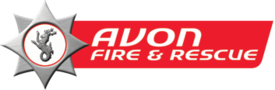 Logo of the Avon Fire and Rescue Service