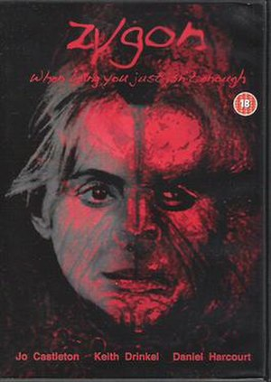 Zygon: When Being You Just Isn't Enough - Image: BBV Zygon Cover