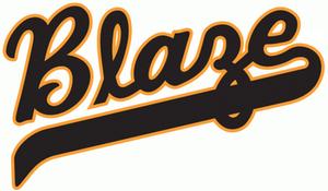 Bakersfield Blaze - Image: Bakersfield Blaze