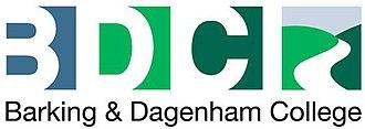 Barking and Dagenham College - Image: Barking and Dagenham College logo