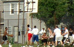 Bayview Park basketball