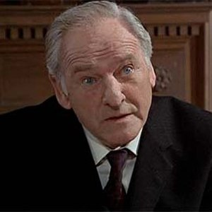 M (James Bond) - Bernard Lee, who played M from 1962 to 1979