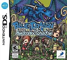 Resultado de imagen para Blue Dragon: Awakened Shadow