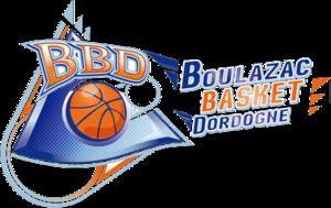 Boulazac Basket Dordogne - Image: Boulazac Basket Dordogne logo