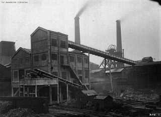 Bradford Colliery
