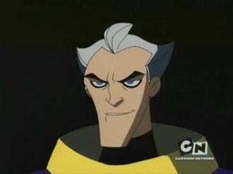 Brother Blood - Brother Blood as he appears in the Teen Titans animated series.