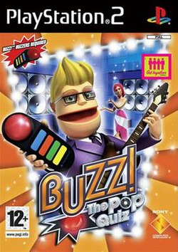 Buzz!: The Pop Quiz