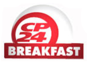 CP24 Breakfast - Image: CP24 Breakfast