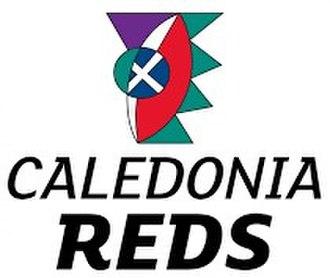 Caledonia Reds - Image: Caledonia Reds logo