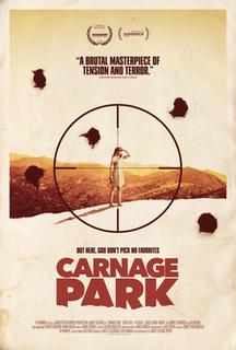<i>Carnage Park</i> 2016 film by Mickey Keating