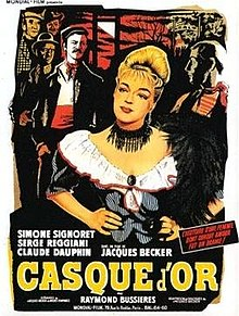 Casque d'or french film poster.jpg