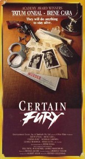 Certain Fury - Image: Certain Fury