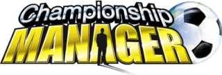 <i>Championship Manager</i> video game series