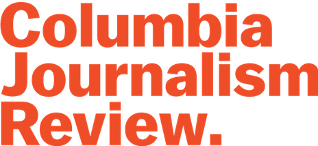 Columbia Journalism Review mobile logo