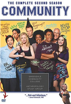 Community (season 2) - Wikipedia