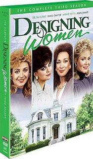 <i>Designing Women</i> (season 3) season of television series