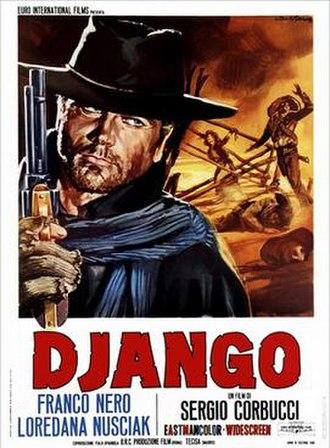 Django (1966 film) - Image: Djangofilm
