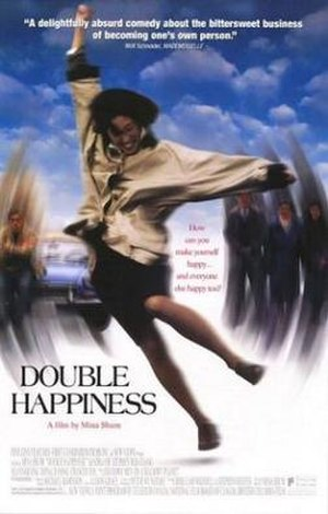 Double Happiness (film) - Promotional movie poster