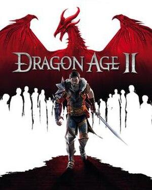 Dragon Age II - Image: Dragon Age 2 cover