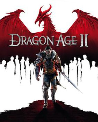 Picture of a game: Dragon Age II