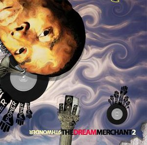 The Dream Merchant Vol. 2 - Image: Dream merchant vol 2 cover