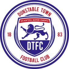 Dunstable Town F.C. Association football club in Dunstable, England