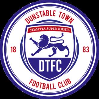 Dunstable Town F.C. - Official crest