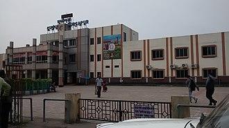 Durgapur - Image: Durgapur Railway Station