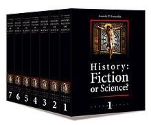New Chronology Fomenko  Wikipedia