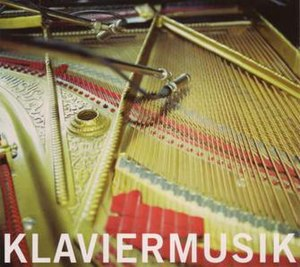 Klaviermusik - Image: EN Klaviermusik front