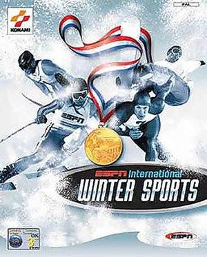 ESPN International Winter Sports 2002 - Image: ESPN International Winter Sports 2002