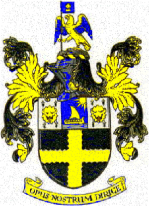 East Suffolk - arms of East Suffolk County Council
