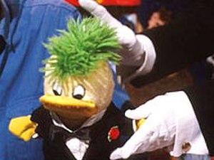 Edd the Duck