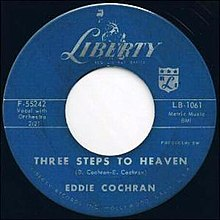 Eddie Cochran Three Steps To Heaven.jpg