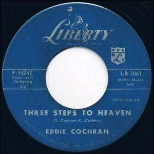 Three Steps to Heaven (song) - Image: Eddie Cochran Three Steps To Heaven