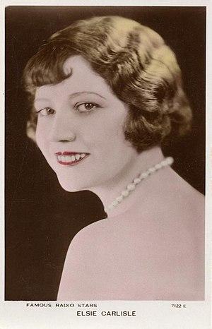 Elsie Carlisle - Elsie Carlisle c. 1926