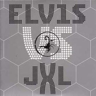 A Little Less Conversation - Image: Elvis VSJXLCD Single Cover