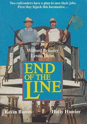 End of the Line (1987 film) - Image: Endoftheline 1987film