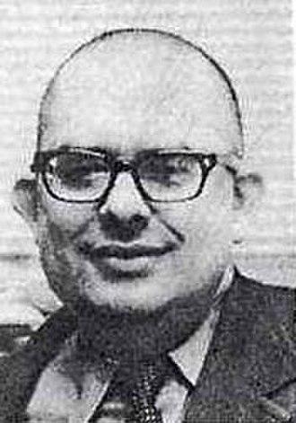 E. Nelson Bridwell - Bridwell in 1974.