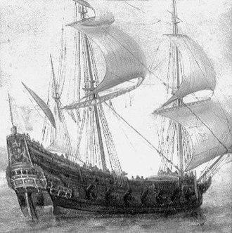 Jack Ward - Lion's Whelp, 1628