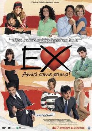 Ex – Amici come prima! - Film poster