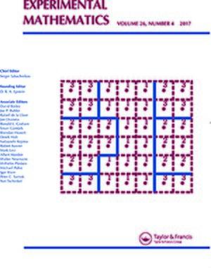 Experimental Mathematics (journal)