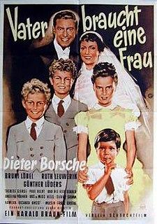 <i>Father Needs a Wife</i> 1952 film