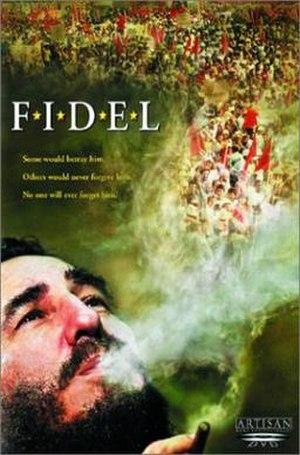 Fidel (2002 film) - Image: Fidel Film Poster