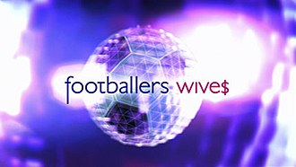 Footballers' Wives - Opening credits title