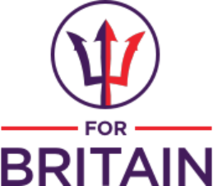 For Britain - Image: For Britain Party logo