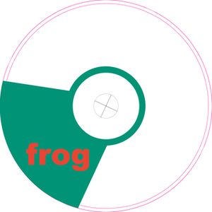 Frog Records - Image: Frog Records CD Brand Logo
