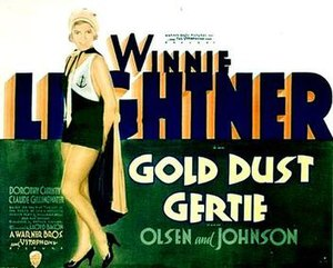 Gold Dust Gertie - Image: Gold Dust Gertie