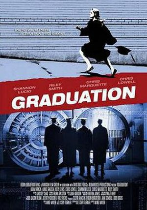 Graduation (2007 film) - Promotional poster