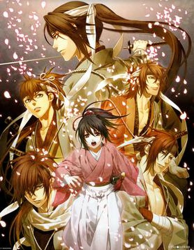 Picture of a TV show: Hakuouki